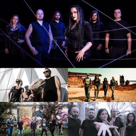 bands nederland