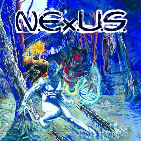 N.Ex.U.S. - N.Ex.U.S. - Cover Art