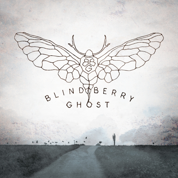 Blindberry Ghost - album - cover - 3000x3000