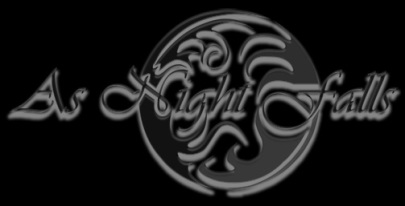 logo as night falls